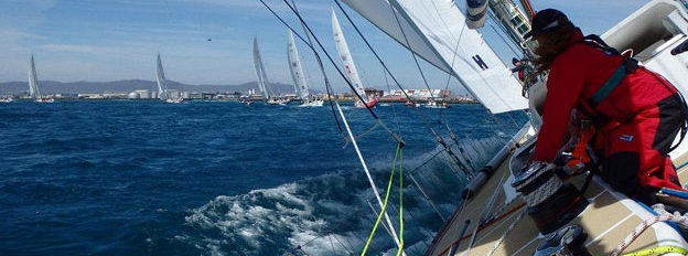 Clipper Race Recruitment Manager hitting the road