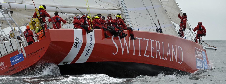 Switzerland in the 2013-14 race