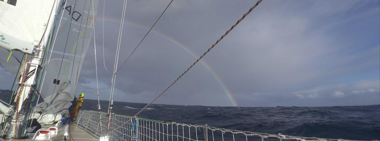 Rainbow on Dare To Lead