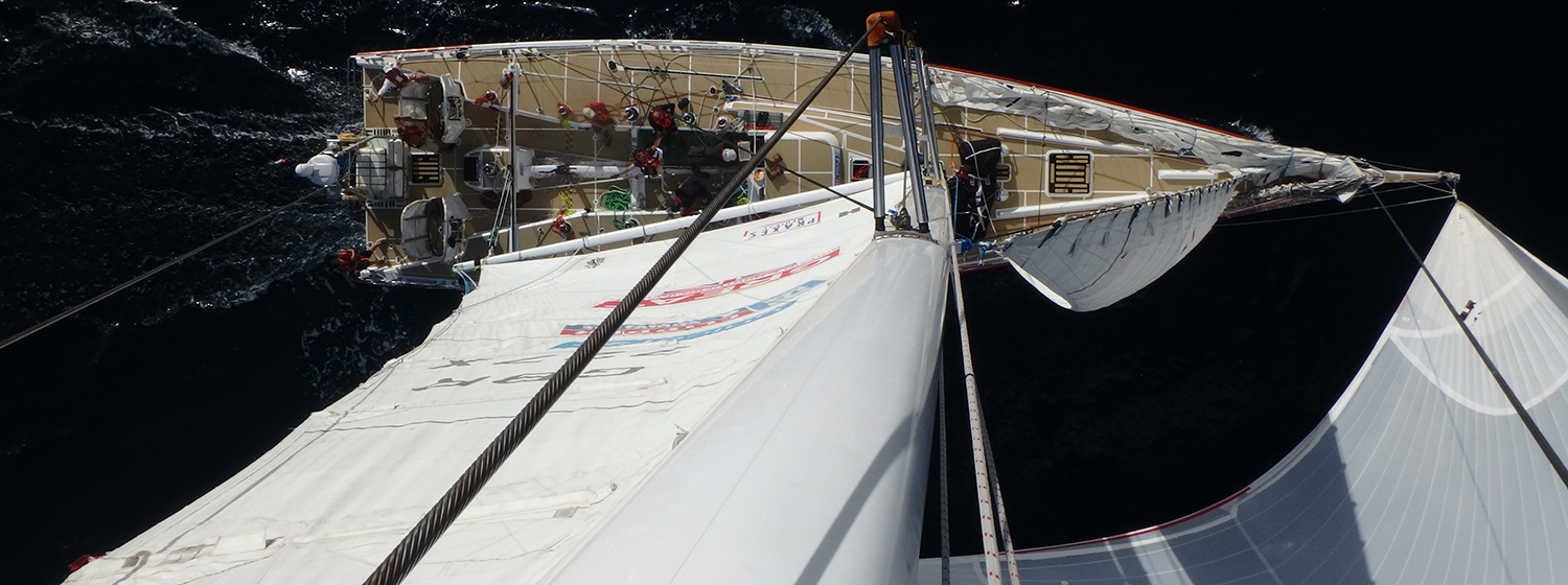 Race 12 day 8 Mixed fortunes for fleet as Atlantic High causes pain