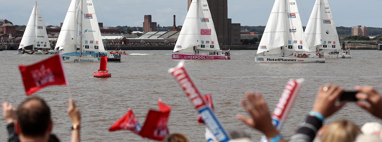 Race Start, Liverpool, 20 August 2017