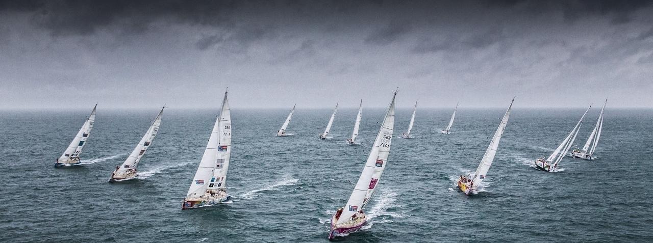 The Clipper Race Fleet