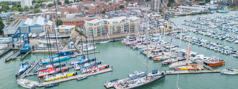Clipper Race welcomes Volvo Ocean Race Fleet