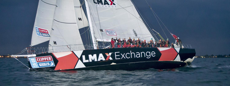 LMAX Exchange wins the Clipper 2015-16 Race title