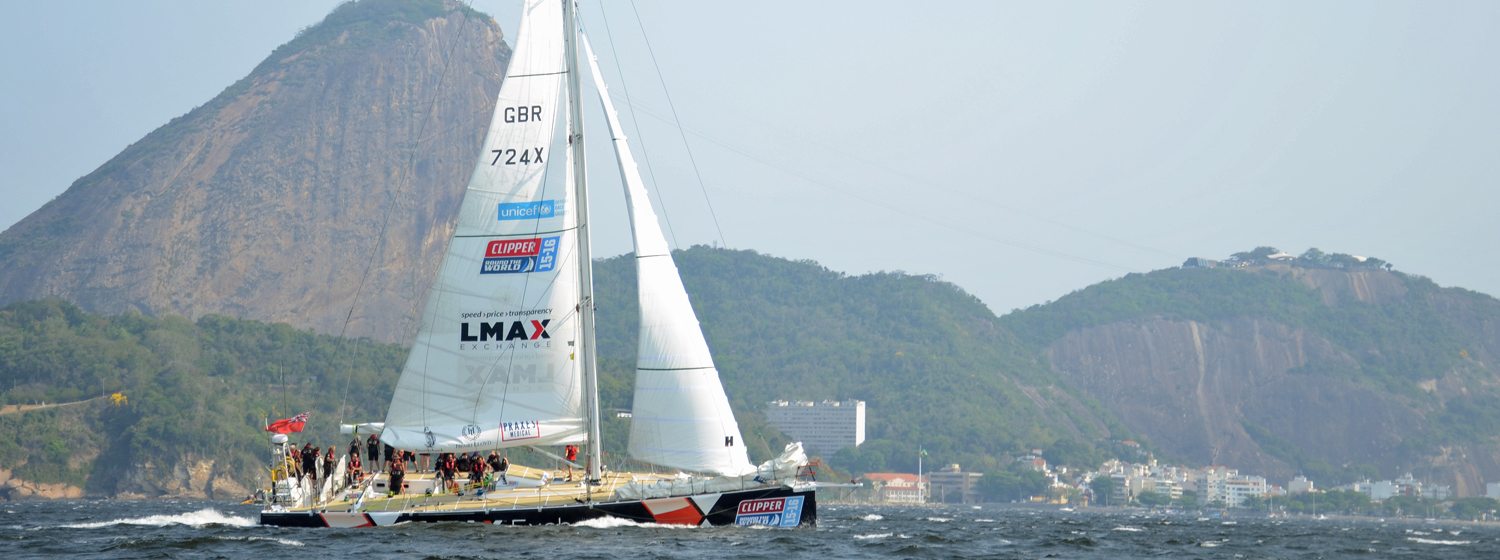 Results for Race 1: The Atlantic Trade Winds Leg