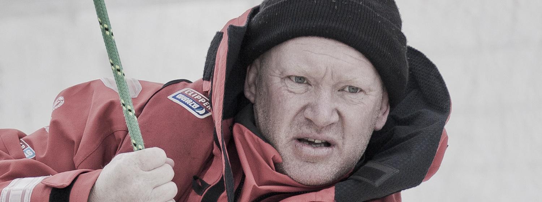 Clipper 2015-16 Race skipper Darren Ladd