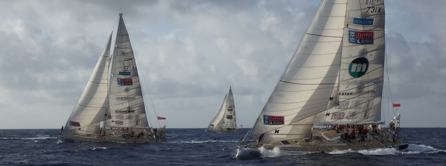 Race 11 Day 2: Neck and neck in fight to clear Windward Passage