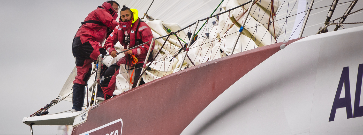 ​Race 1 Day 7: GREAT Britain re-takes lead as it positions itself west
