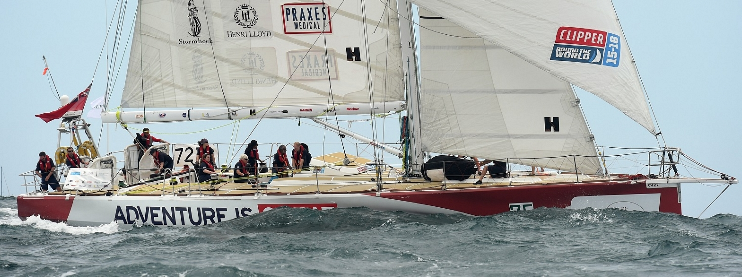 The GREAT Britain yacht