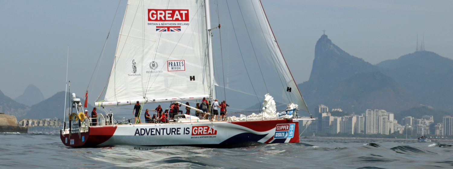 GREAT Britain arrives into Rio