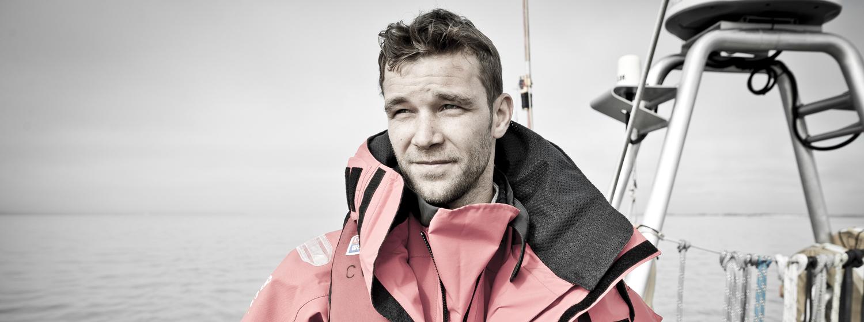 Clipper 2017-18 Race Skipper Gaëtan Thomas