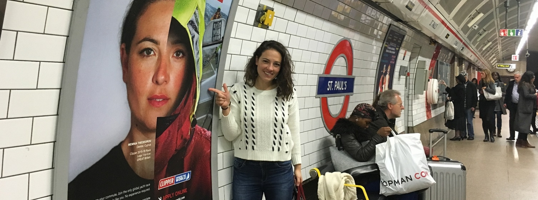Memnia on the tube