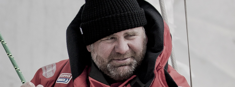 Race Skipper Jim Prendergast