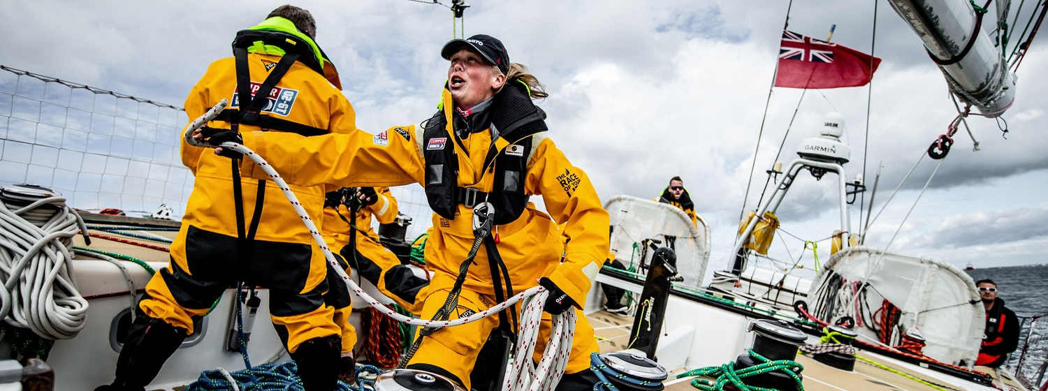 Life on Board for Clipper Round The World Race