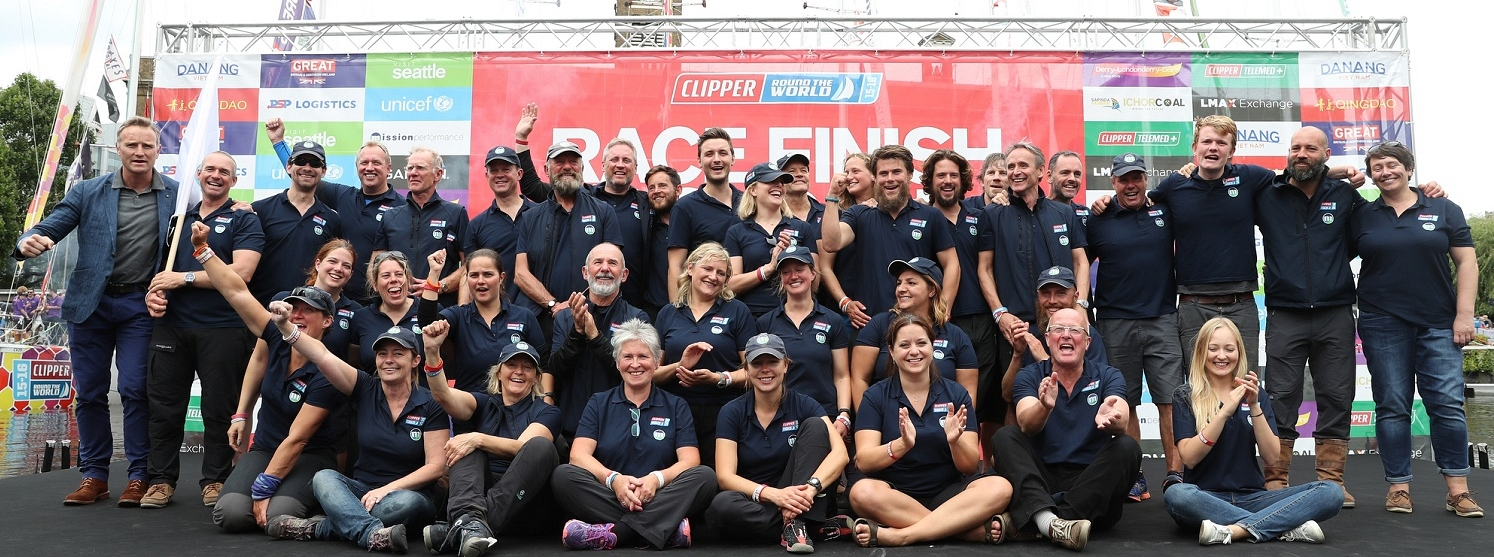 Mission Performance Clipper 2015-16 Race Highlights