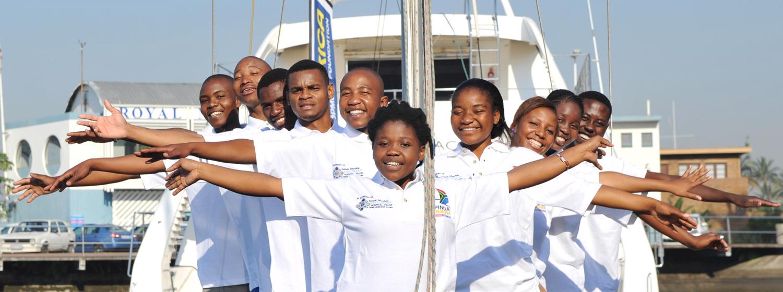 The Sapinda Rainbow Foundation ambassadors