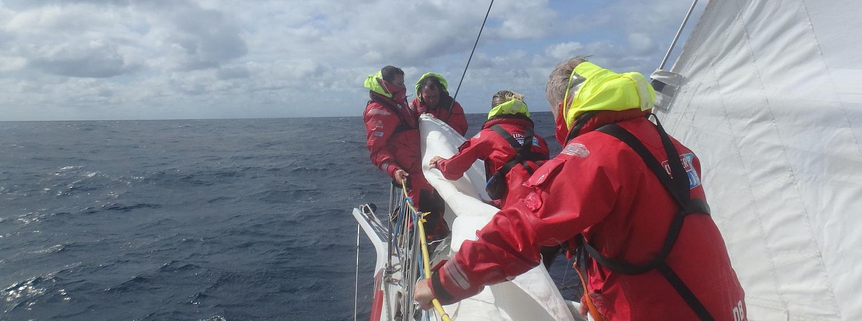 Race 3 Day 4: Teams seek Southern Ocean reward