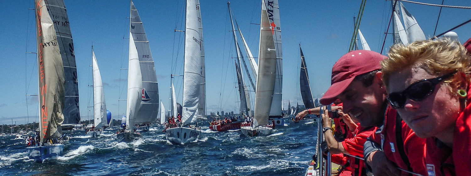 Clipper Ventures 10 ready to race in 70th Rolex Sydney Hobart Yacht Race