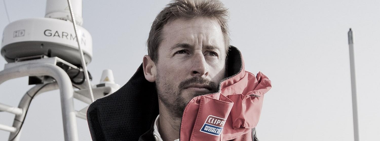 Meet Race Skipper Peter Thornton