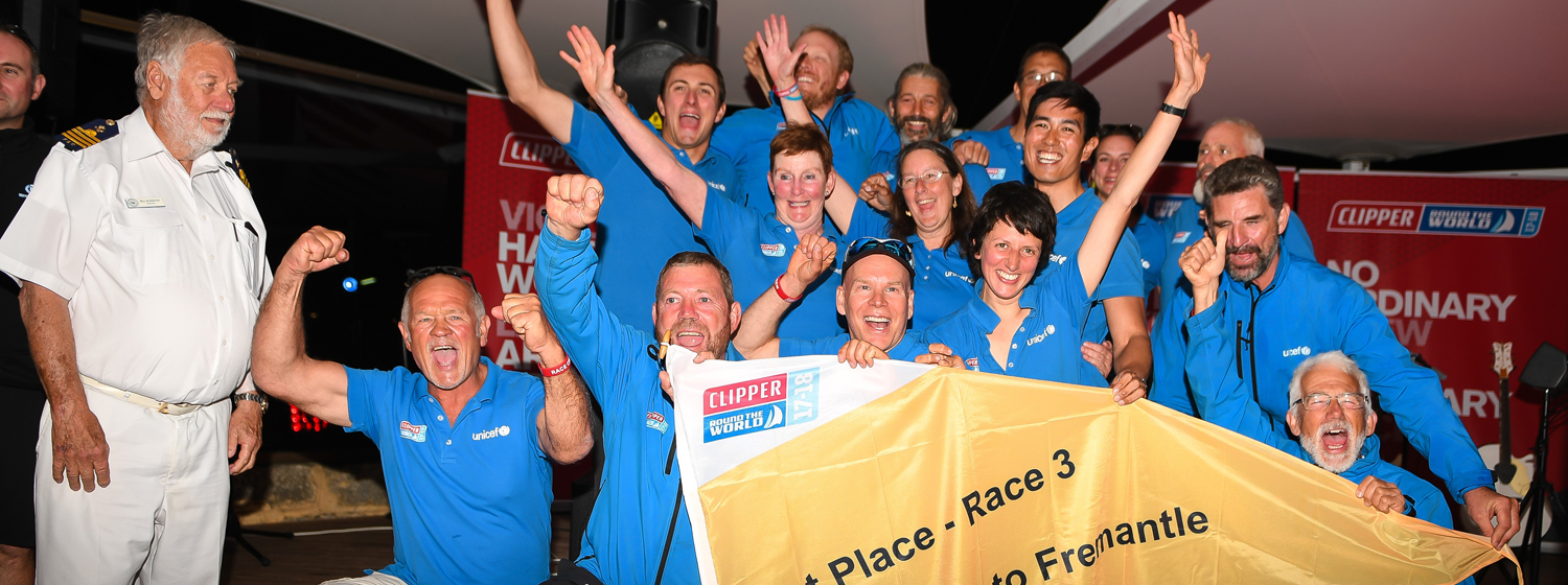 Unicef celebrates first win