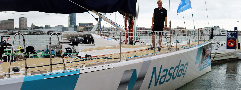Rob Graham on board Nasdaq