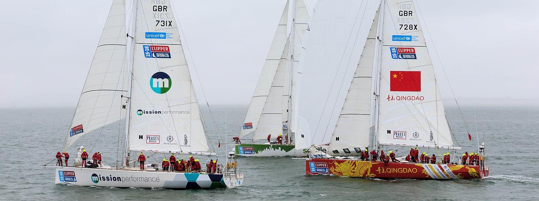 Race 9 Day 13: A sombre day across the fleet