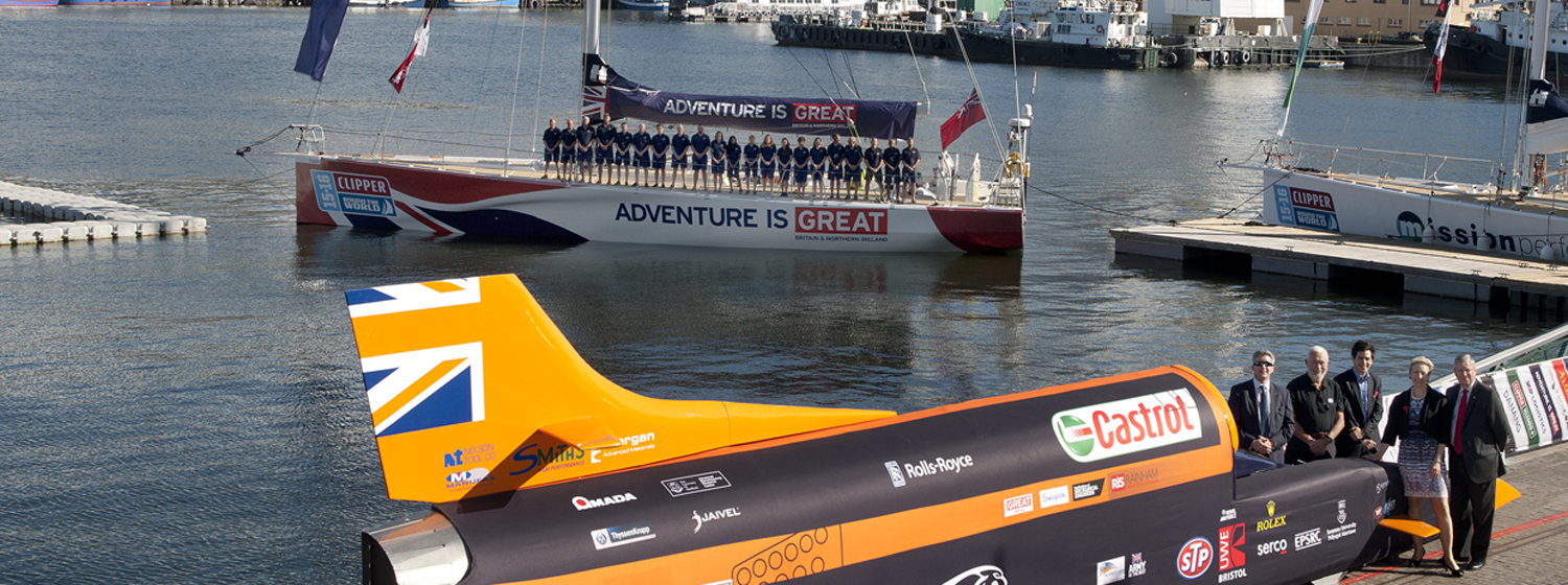 Bloodhound and GREAT Britain