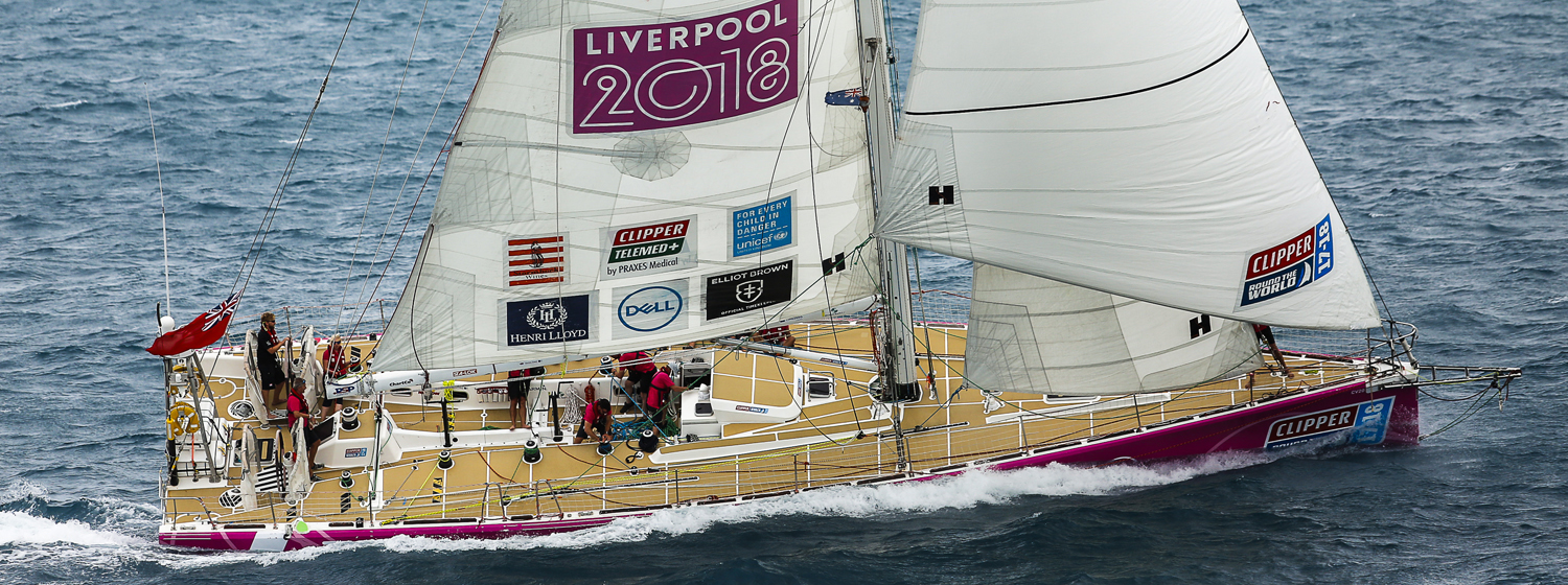 Open Boat Tours of the Clipper 70 Fleet