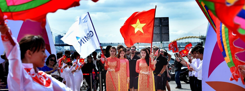 clipper race in vietnam