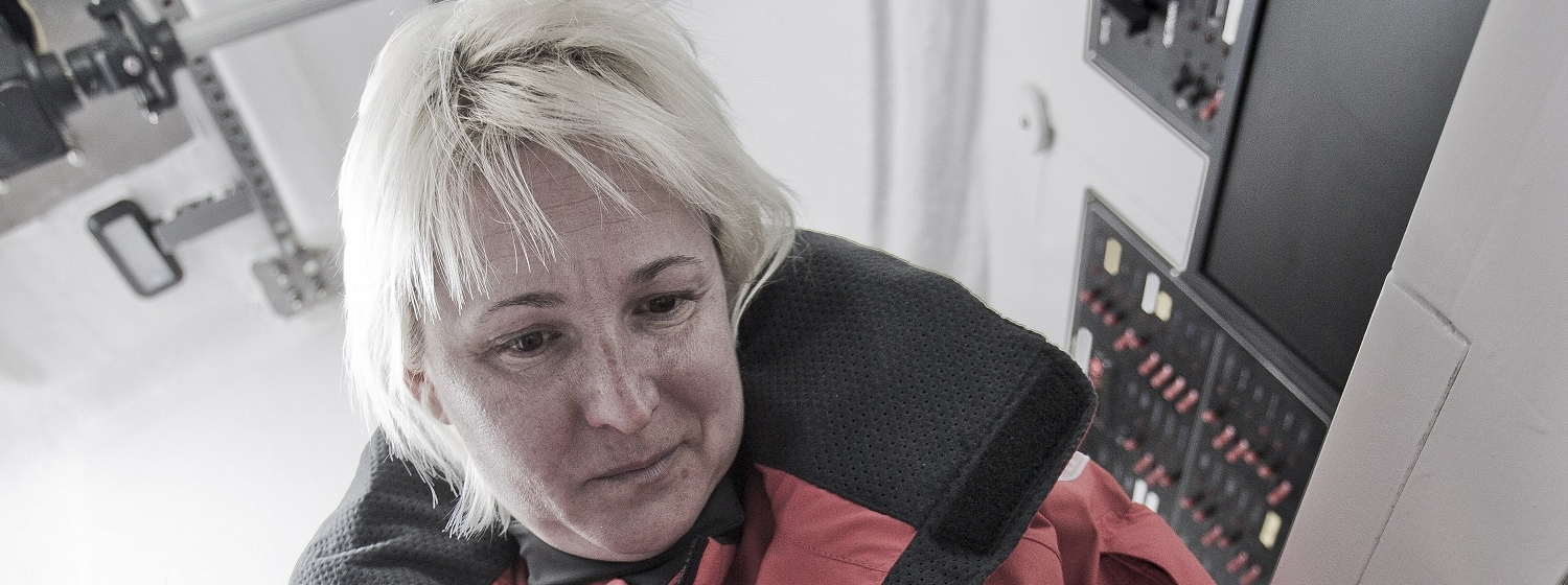 Diane Reid is the first Canadian woman to be a Clipper Race skipper