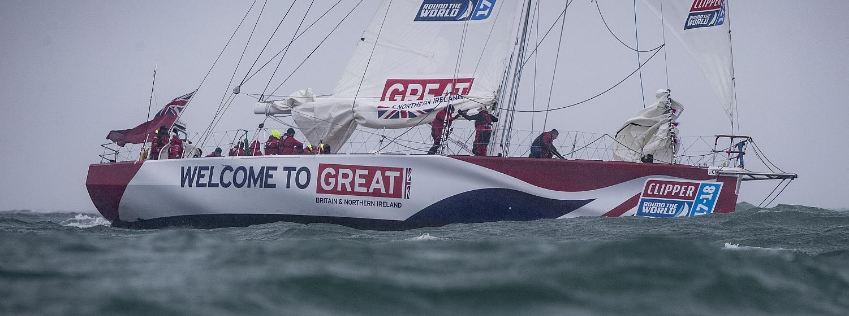 Race 1, Day 16: Liverpool to Punta del Este