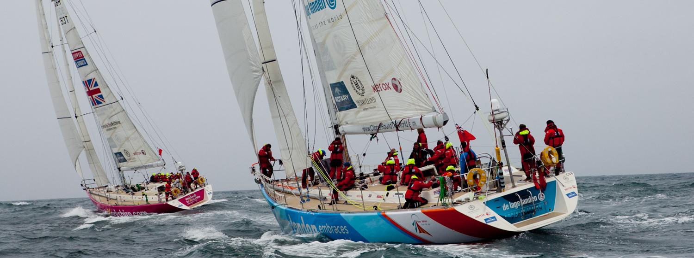 Clipper 2011-12 Race in Tauranga, New Zealand