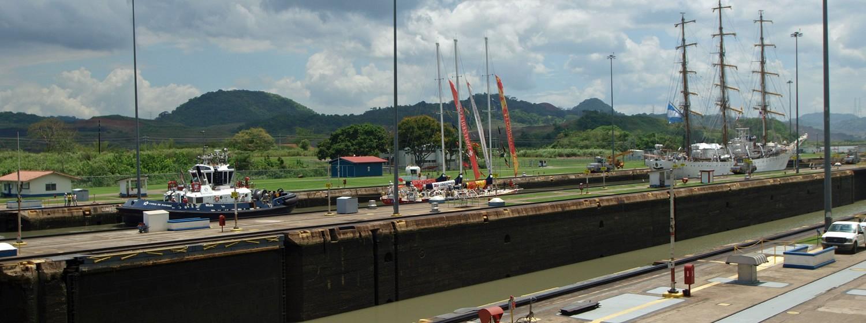 ETAs for Clipper Race fleet in Panama