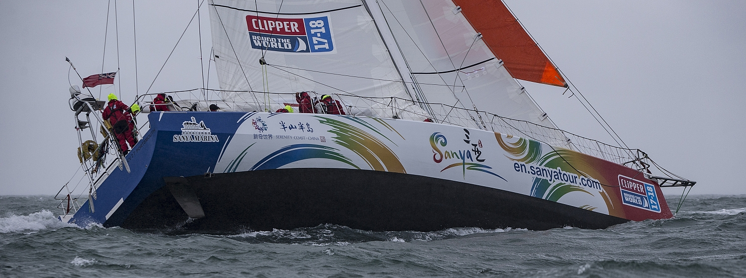 Race 2 Day 7: Punta del Este to Cape Town