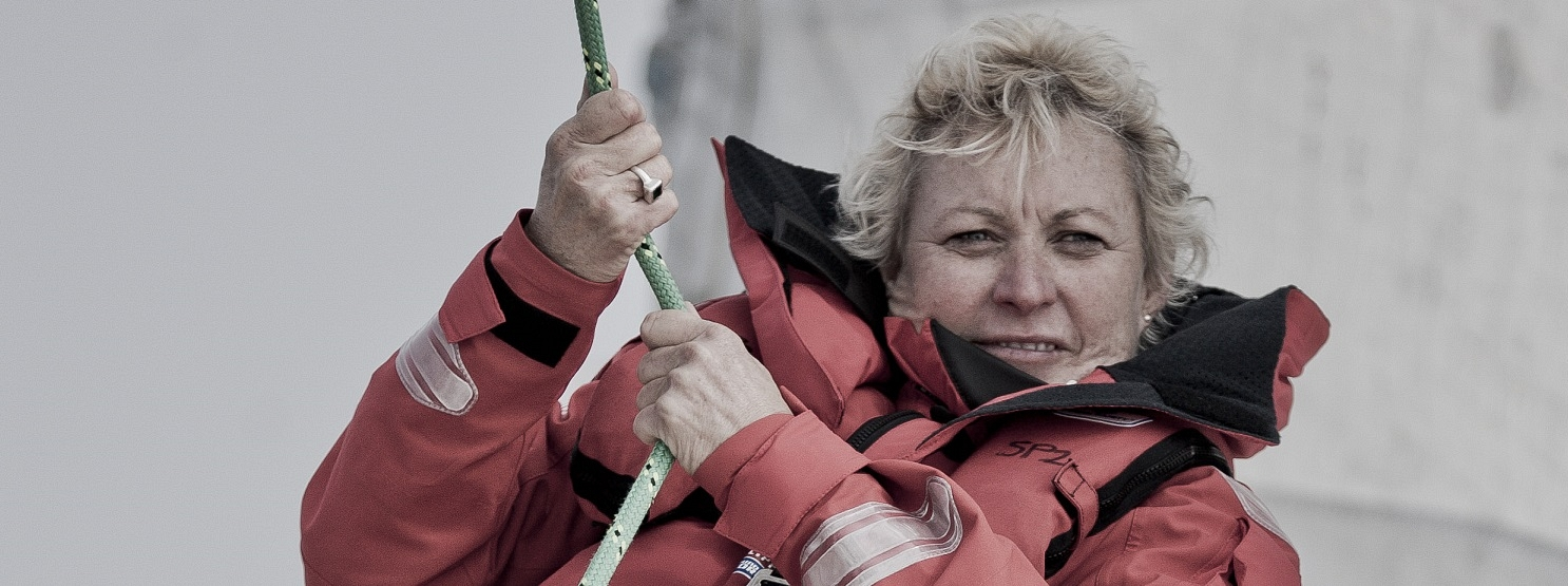 Meet Race Skipper Wendy Tuck